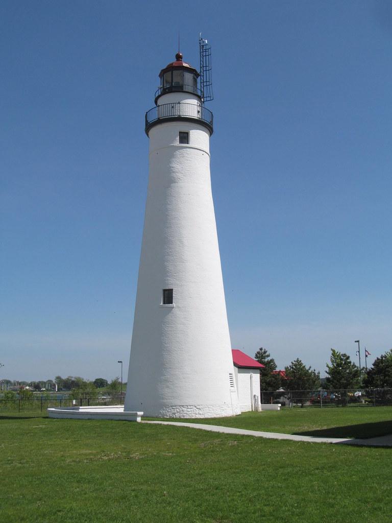 Fort Gratiot Lighthouse - Port Huron, Michigan