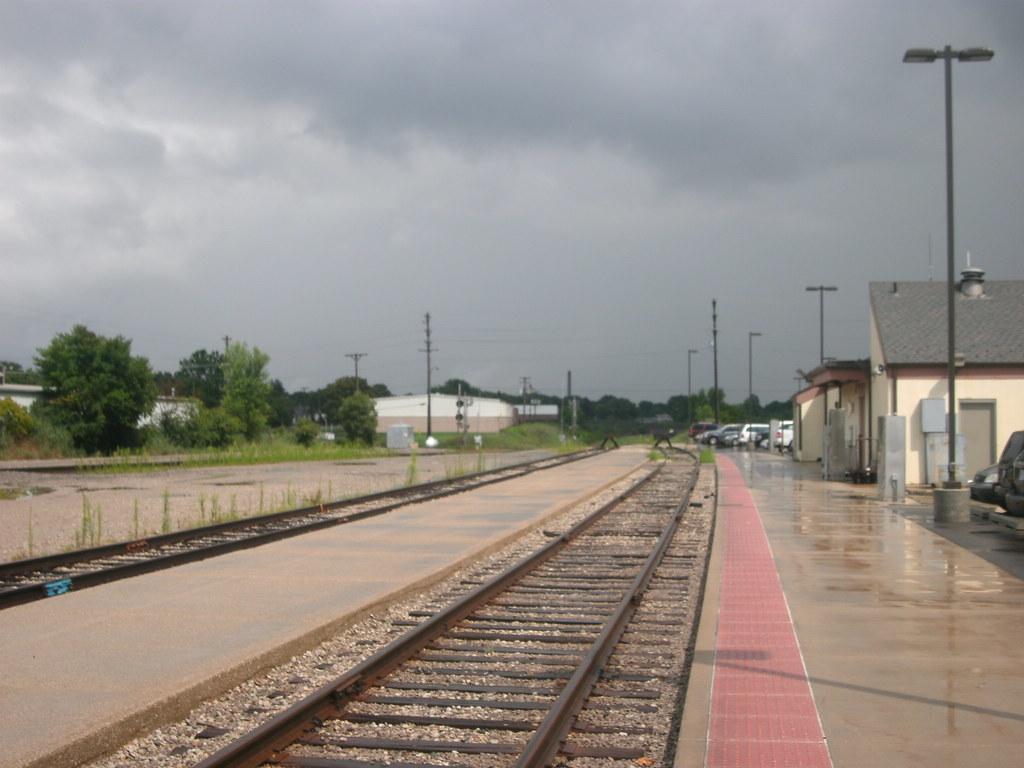 Port Huron Amtrak station