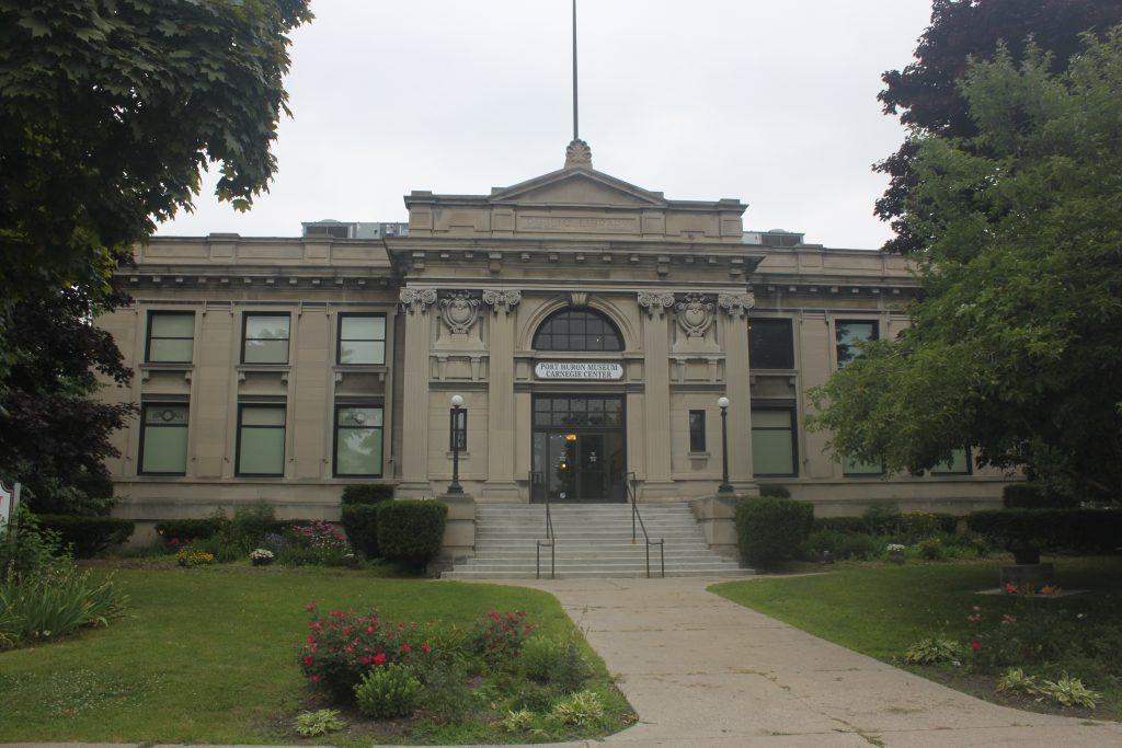 File:Port Huron Museum Carnegie Center.JPG