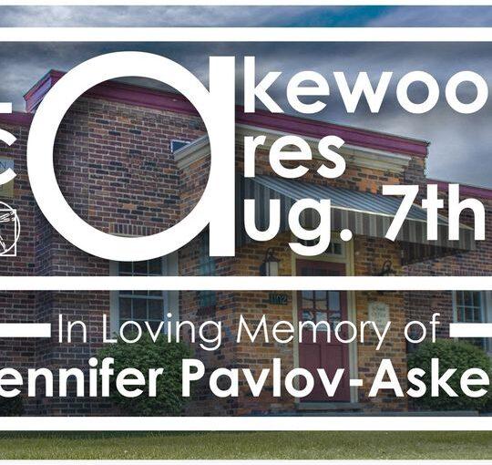 Lakewood Cares | Jennifer Pavlov-Askew Benefit